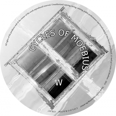 Cycles Of Moebius - RGBW - W CD