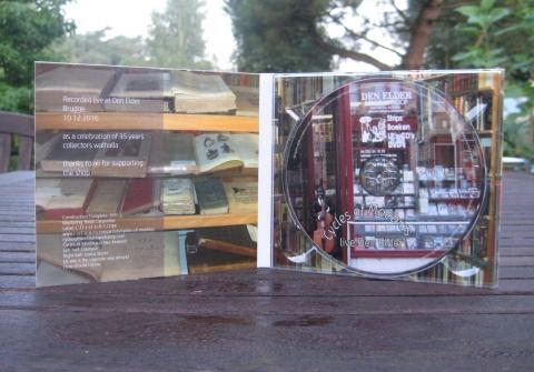 Cycles Of Moebius - Live at Den Elder - inside